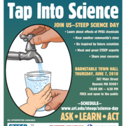 Flyer of STEEP Science Day