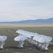 "Fast Radio Burst ""Afterglow"" Was Actually a Flickering Black Hole"