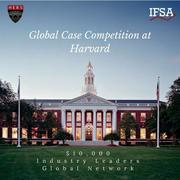 HEBS IFSA Global Case Competition at Harvard