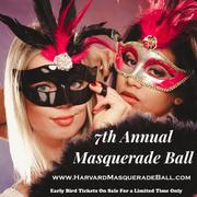 Get Your Discounted Masquerade Ball Tickets Today!