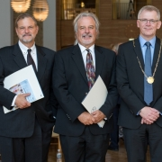 Honorary doctorate from Aarhus University