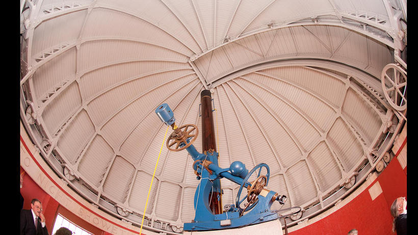Fitz Clark telescope, Wellesley College