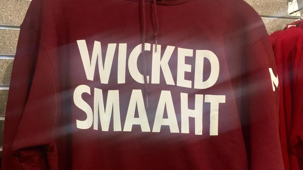 A generally apt description of our group members... (Wicked SMAAHT)