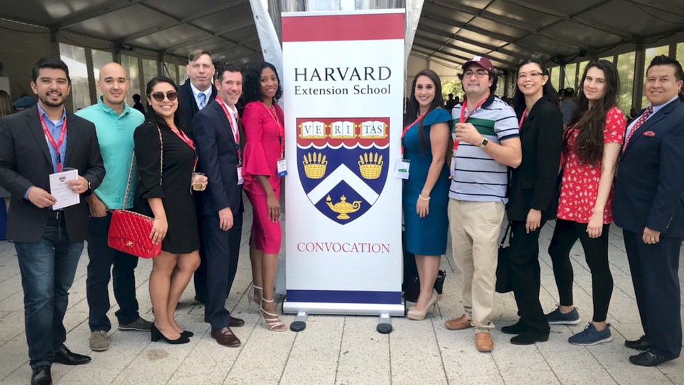 Harvard Extension School Inaugural Convocation