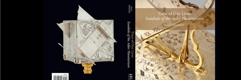 Adler sundials catalogue book jacket