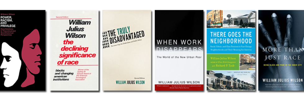 Select books by William Julius Wilson