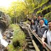 Fall outing to Flume Gorge and Mount Cannon in NH