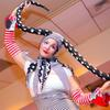 Masquerade Ball - Circus Performer (Photo by Bobby Guliani)