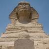 Sphinx and Dream Stela at Giza