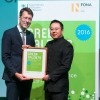 Zhu Liu has been named one of the world's top 25 GreenTalents