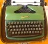 1950s East German Rheinmetall Typewriter