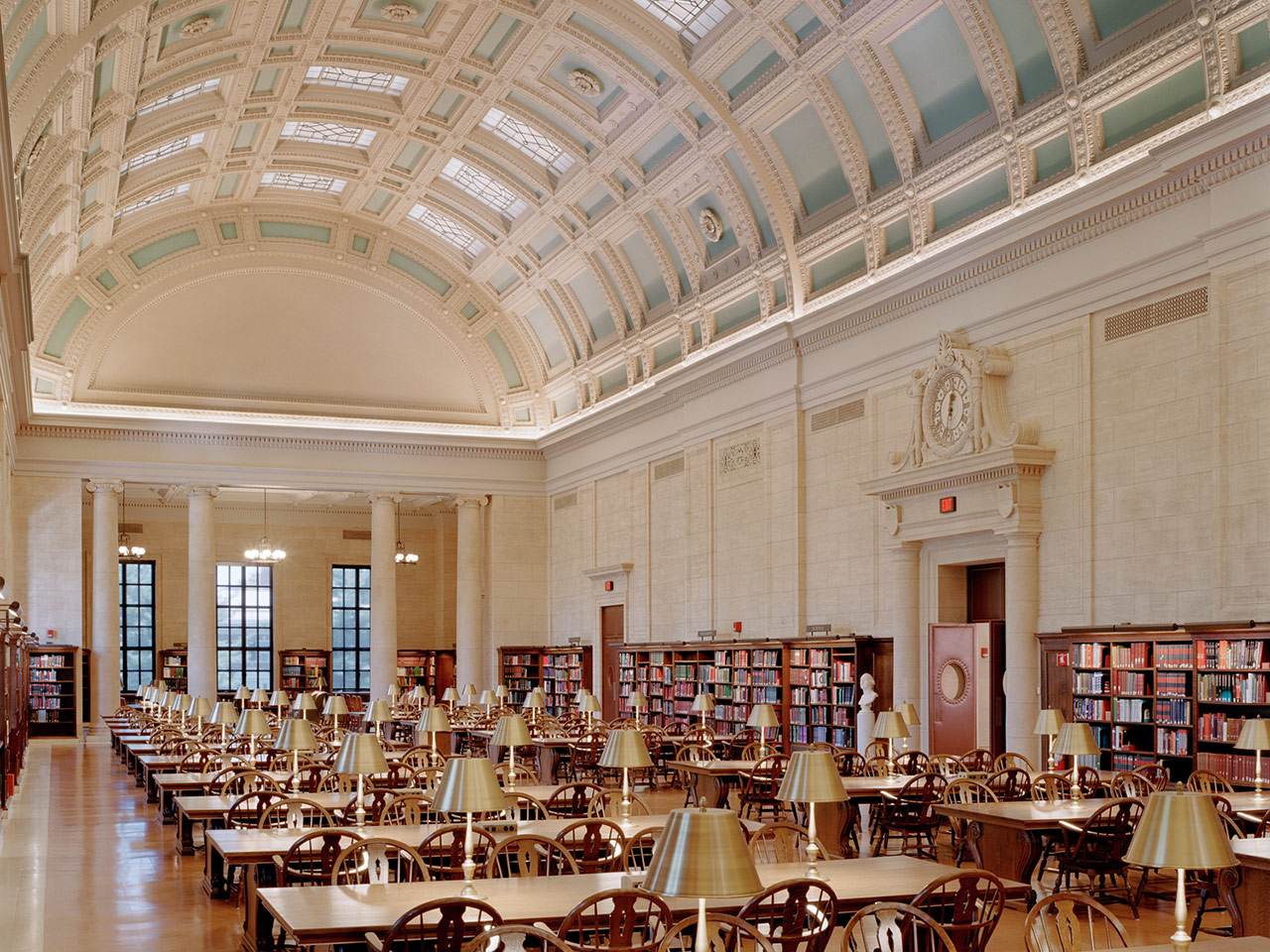 Image result for harvard university library