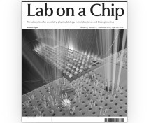 Lab-on-Chip Cover